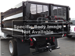 2018 F-550 Regular Cab DRW 4x2,  PJ's Truck Bodies & Equipment Landscape Dump #186100 - photo 1