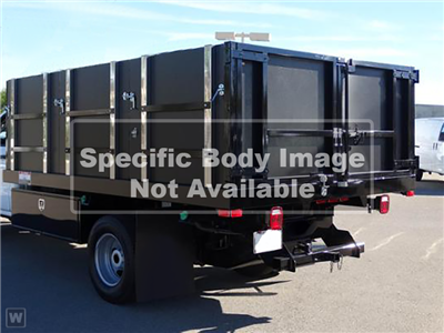 2020 Chevrolet Silverado 3500 Regular Cab DRW 4x4, Action Fabrication Aluminum Landscape Dump #S0166 - photo 1