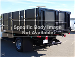 2017 Silverado 3500 Regular Cab, PJ's Truck Bodies & Equipment Landscape Dump #N15407 - photo 1