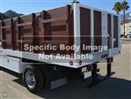 2020 Sierra 3500 Crew Cab 4x2, Action Fabrication Hybrid Landscape Dump #M5881 - photo 1