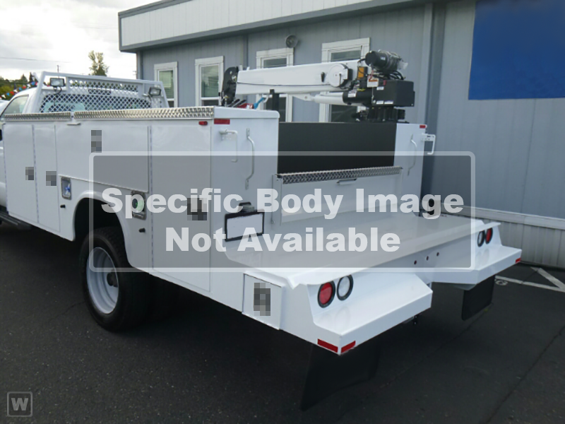 2019 F-550 Super Cab DRW 4x4,  Knapheide Mechanics Body #T19332 - photo 1