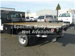 2018 F-550 Crew Cab DRW 4x4,  PJ's Truck Bodies & Equipment Platform Body #186512 - photo 1