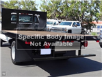 2019 Silverado Medium Duty Regular Cab DRW 4x2,  Action Fabrication Platform Body #C196355 - photo 1
