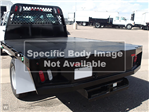 2018 Sierra 3500 Regular Cab DRW 4x4,  Monroe Platform Body #JF268926 - photo 1