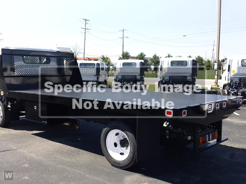 2020 Isuzu NPR-HD Regular Cab 4x2, Sun Country Truck Platform Body #LS804842 - photo 1