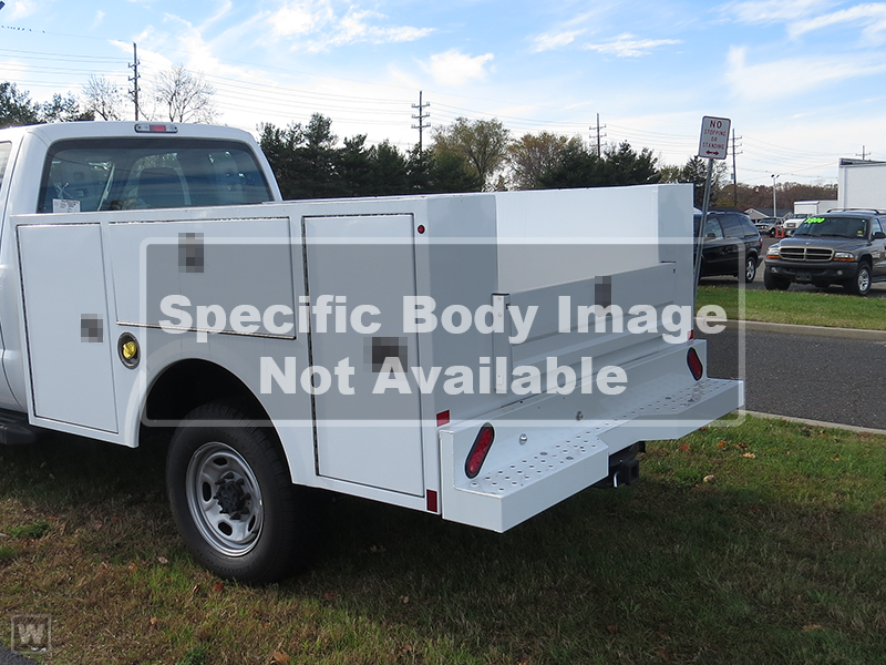 2019 Ford F-550 Super Cab DRW 4x4, Duramag Service Body #10383T - photo 1