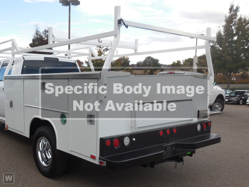2020 Ram 3500 Regular Cab DRW 4x4, Reading Panel Service Body #20297 - photo 1