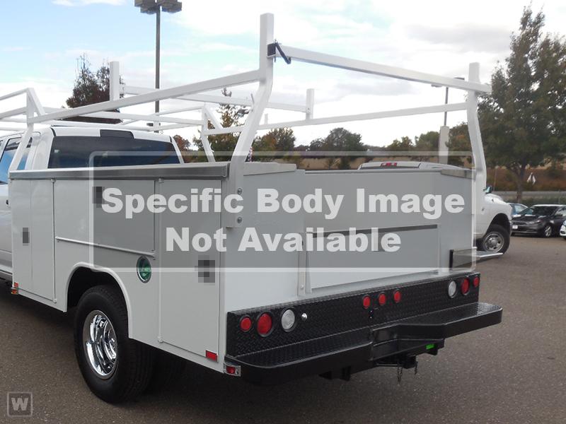 2021 Ram 3500 Crew Cab DRW 4x4,  Carolina Custom Products Steel Service Body #CM41218 - photo 1