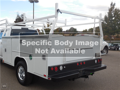 2018 Ram 3500 Regular Cab DRW 4x4,  Knapheide Aluminum Service Body #M181497 - photo 1