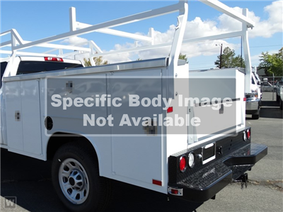 2021 Silverado 3500 Regular Cab 4x4,  Service Body #S1725M - photo 1
