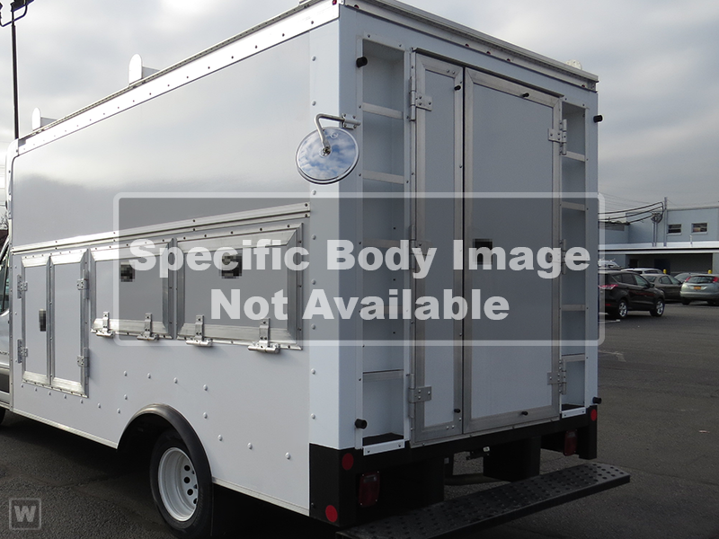 2020 Ford Transit 350 HD DRW 4x2, Reading Service Utility Van #D20403 - photo 1
