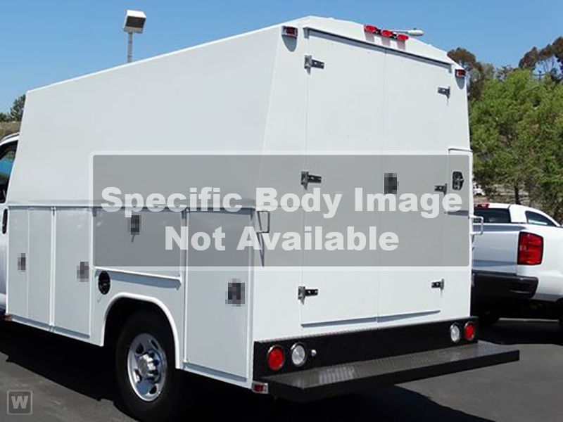 2021 Chevrolet Express 3500 4x2, Rockport Workport Service Utility Van #C213105 - photo 1