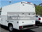 2019 Silverado 3500 Regular Cab DRW 4x4,  Reading Service Utility Van #TR71385 - photo 1