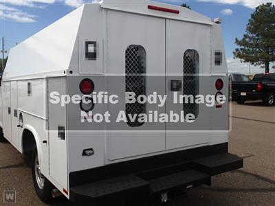 2020 GMC Sierra 3500 Regular Cab 4x4, Reading Panel Service Body Service Utility Van #100105 - photo 1