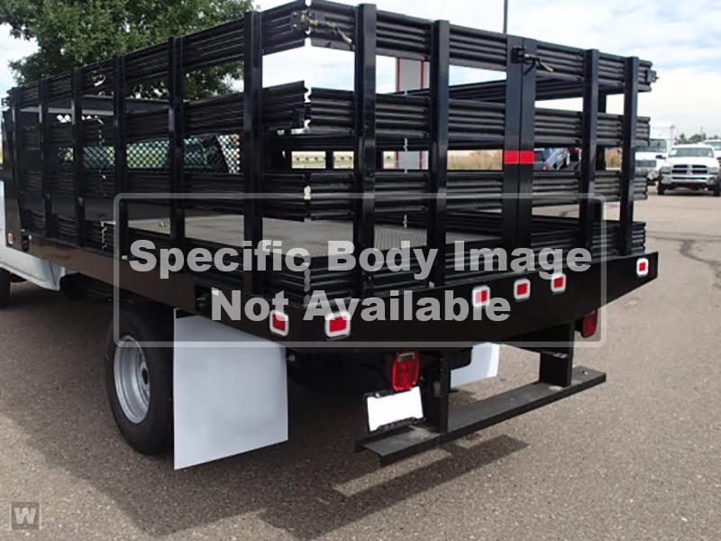 2020 GMC Sierra 3500 Crew Cab 4x4, Stake Bed #T201631 - photo 1