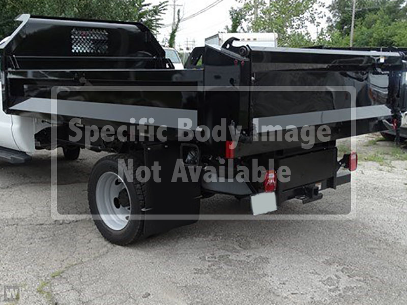2019 Ford F-550 Crew Cab DRW 4x2, Knapheide Drop Side Dump Body #19F447 - photo 1