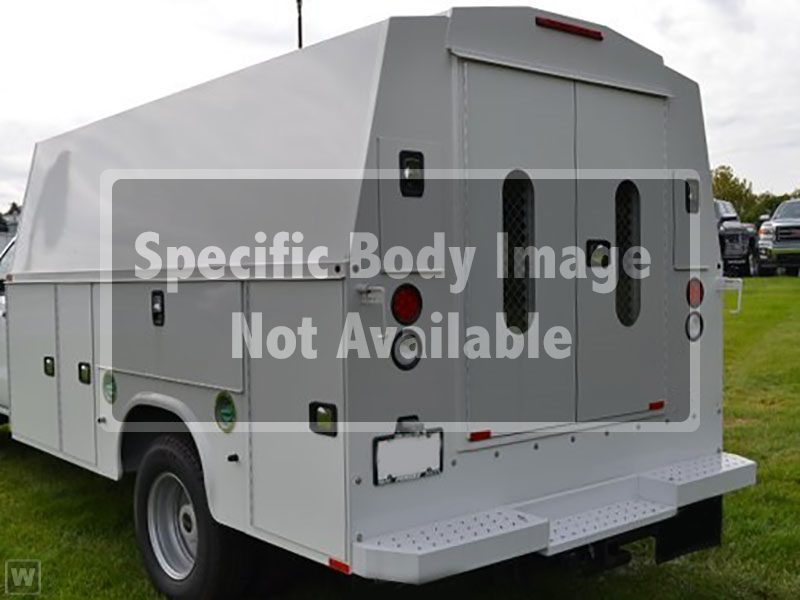 2019 Sierra 3500 Regular Cab DRW 4x2, Knapheide Service Body #M5599 - photo 1