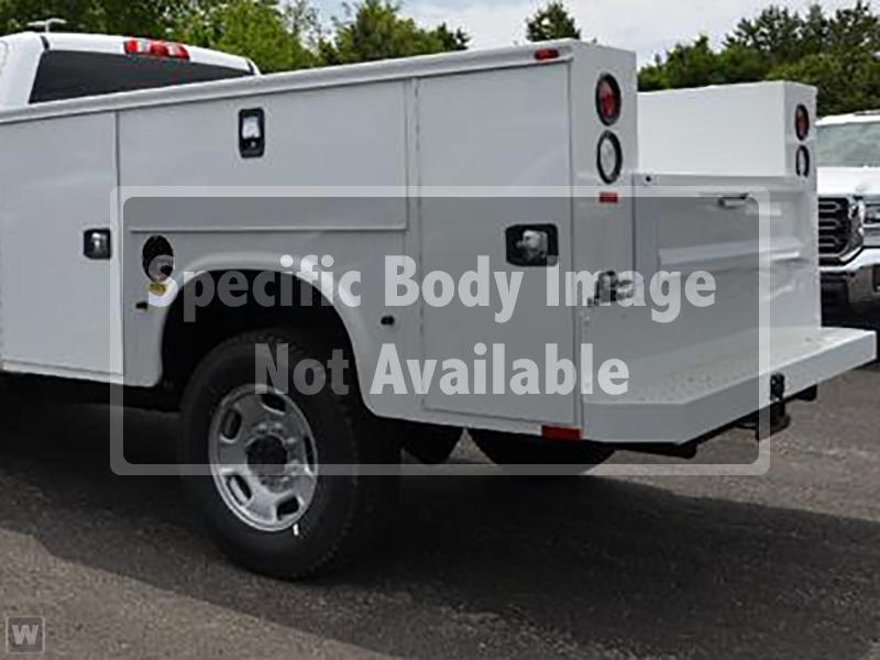 2021 Silverado Medium Duty Regular Cab DRW 4x4,  Knapheide Steel Service Body #MH641841 - photo 1