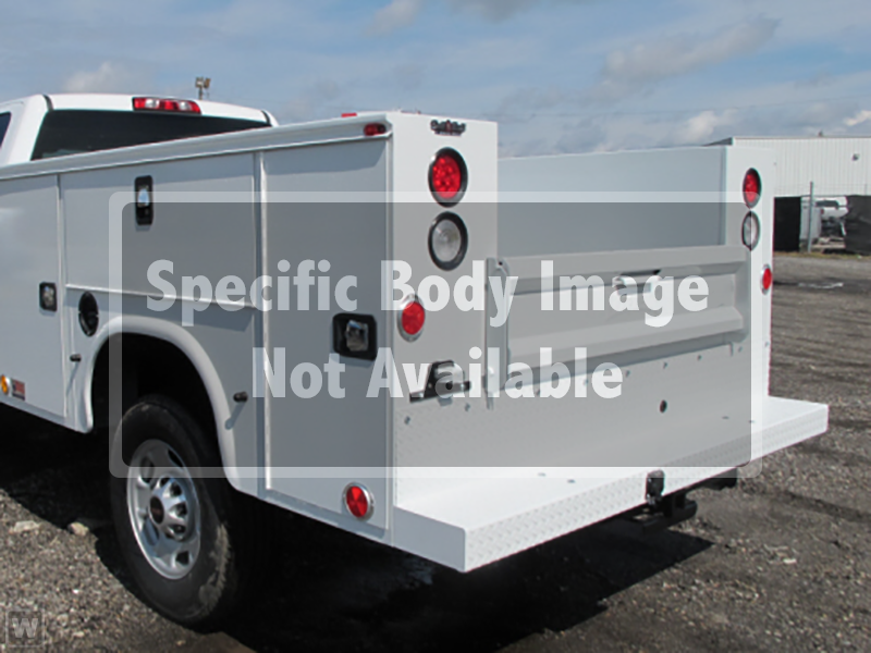 2021 GMC Sierra 3500 Regular Cab 4x2, Knapheide Steel Service Body #F21429 - photo 1