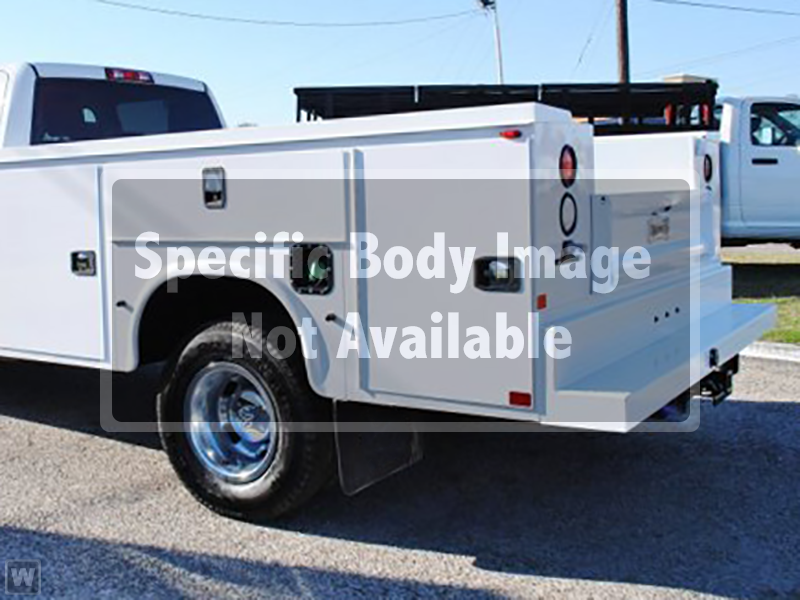 2019 Ram 3500 Regular Cab DRW 4x4, Knapheide Steel Service Body #569957 - photo 1