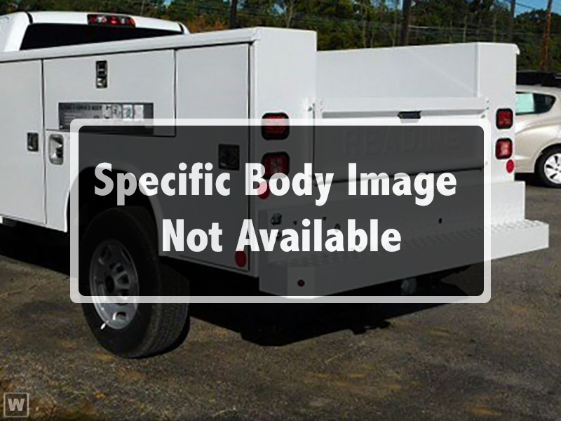 2019 Silverado 2500 Double Cab 4x2,  Reading Service Body #K1214201 - photo 1