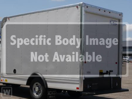 2018 LCF 4500 Regular Cab 4x2, Bay Bridge Dry Freight #JS802134 - photo 1