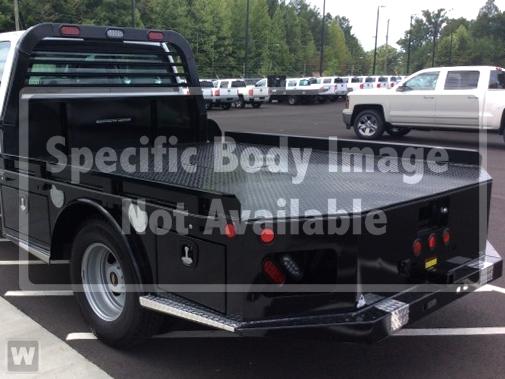 2019 Silverado 3500 Crew Cab DRW 4x4,  Freedom Platform Body #19T699 - photo 1