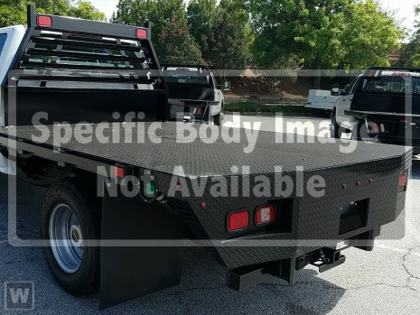 2019 Silverado 3500 Regular Cab DRW 4x2,  Freedom Dump Body #F1190781 - photo 1