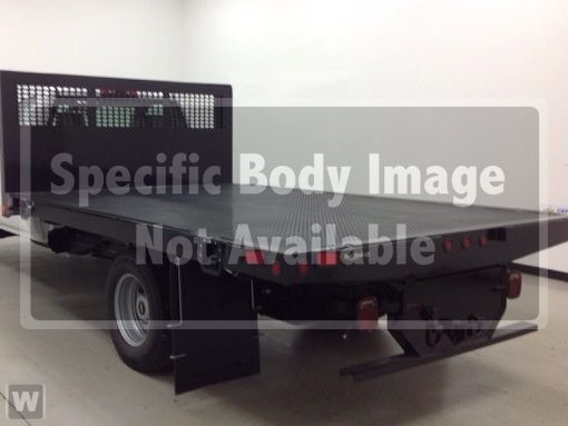 2019 Chevrolet Silverado Medium Duty Regular Cab DRW 4x2, CM Truck Beds Platform Body #S9180 - photo 1