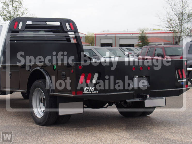 2018 Ram 3500 Crew Cab DRW 4x4,  CM Truck Beds SK Model Flatbed #TG331769 - photo 1
