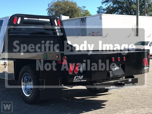 2018 Ram 3500 Regular Cab DRW 4x4,  CM Truck Beds Platform Body #JG362949 - photo 1