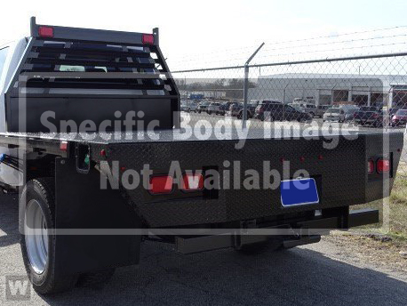 2020 Ram 4500 Crew Cab DRW 4x2, Commercial Truck & Van Equipment Platform Body #503317 - photo 1