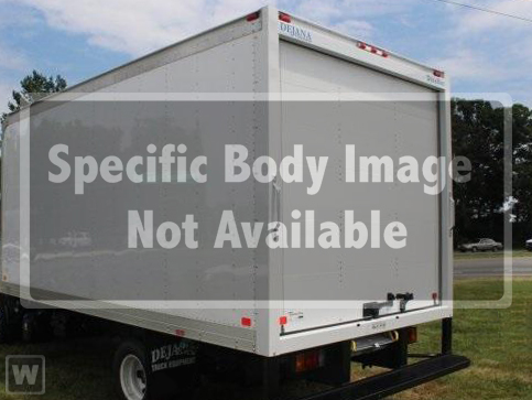 2018 LCF 4500 Regular Cab 4x2,  Dejana Dry Freight #350118 - photo 1