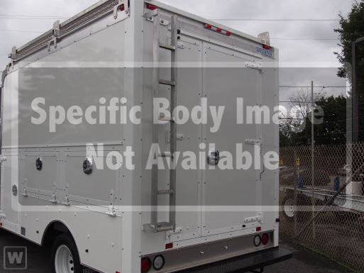 2019 Transit 350 HD DRW 4x2,  Dejana Truck & Utility Equipment Service Utility Van #195518 - photo 1