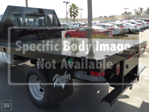 2018 F-450 Crew Cab DRW 4x2, Harbor Platform Body #00382042 - photo 1