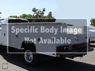 2018 Ram 3500 Regular Cab 4x2,  Harbor TradeMaster Service Body #7943 - photo 1