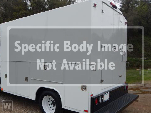 2019 E-350 4x2,  Harbor WorkMaster Service Utility Van #191233 - photo 1