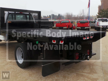 2018 F-550 Regular Cab DRW 4x4, Knapheide Stake Bed #J0329 - photo 1