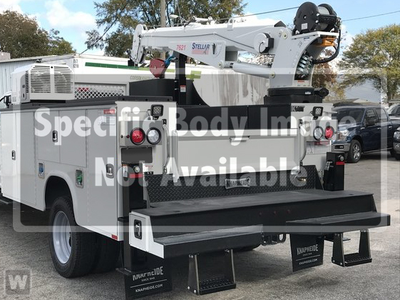 2019 F-550 Super Cab DRW 4x4, Knapheide Mechanics Body #NR001 - photo 1
