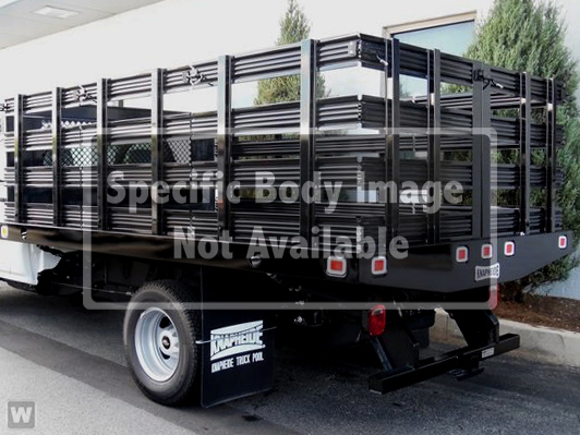 2020 Chevrolet Silverado 5500 Regular Cab DRW 4x2, Knapheide Value-Master X Stake Bed #204940KX - photo 1