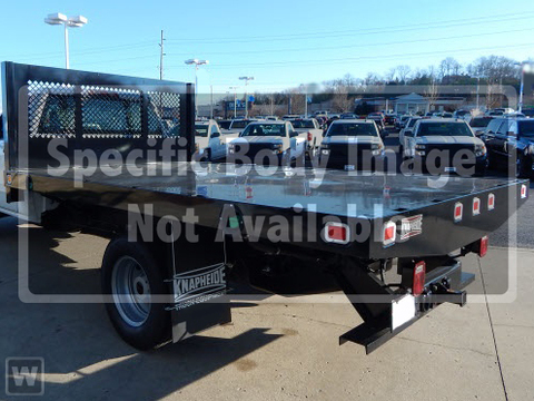 2019 Sierra 3500 Regular Cab DRW 4x2,  Knapheide Value-Master X Platform Body #T19193 - photo 1