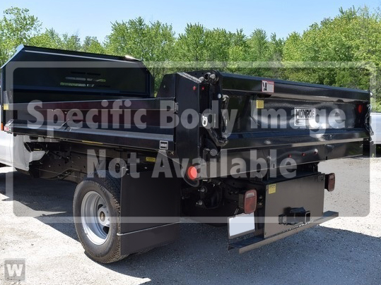 2019 Silverado 5500 Crew Cab DRW 4x4, Monroe Dump Body #19-4983 - photo 1