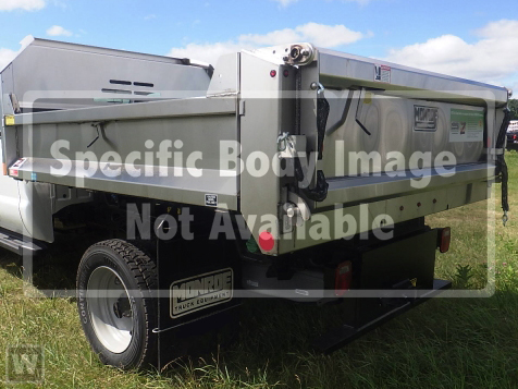 2020 Ford F-600 Regular Cab DRW 4x4, 9' Stainless Dump #CA09918 - photo 1