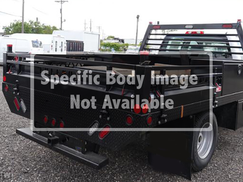 2019 Chevrolet Silverado 5500 Regular Cab DRW 4x2, Monroe Contractor Body #47998 - photo 1