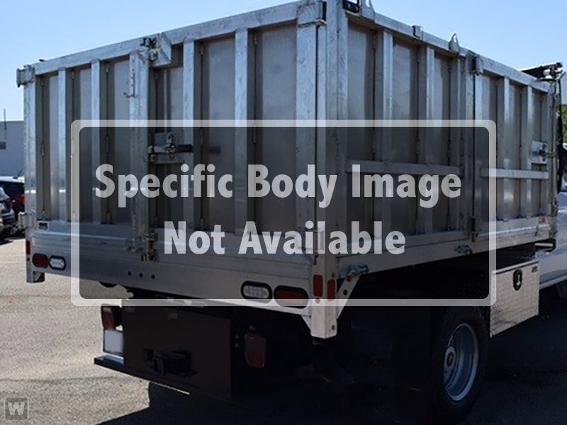 2019 Chevrolet Silverado Medium Duty Crew Cab DRW 4x4, Monroe Versa-Line Landscape Dump #CX9T863653 - photo 1