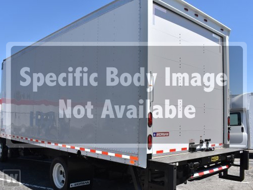 2019 Chevrolet Silverado 6500 Regular Cab DRW 4x2, Morgan Gold Star Dry Freight #KH406034 - photo 1