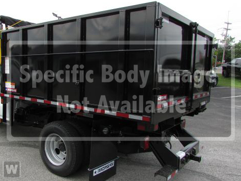 2018 LCF 4500 Regular Cab 4x2,  Morgan LandscaperPRO Landscape Dump #182160 - photo 1