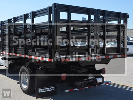 2019 Silverado 3500 Regular Cab DRW 4x2,  Morgan Flat/Stake Bed #23645 - photo 1