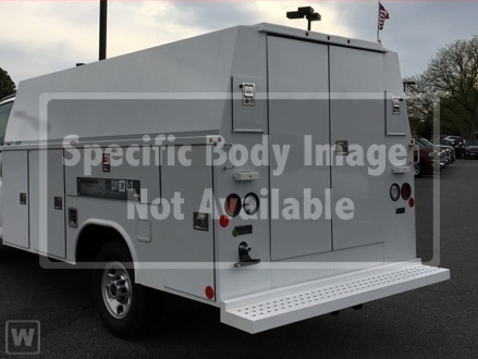 2019 Savana 3500 4x2,  Reading Service Utility Van #590029 - photo 1