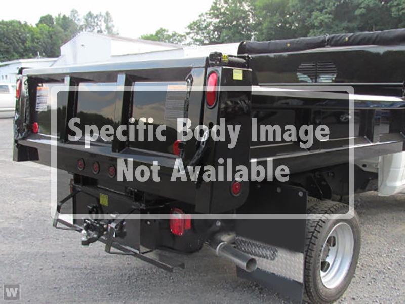 2018 Ram 3500 Regular Cab DRW 4x4,  Reading Dump Body #JG355677 - photo 1